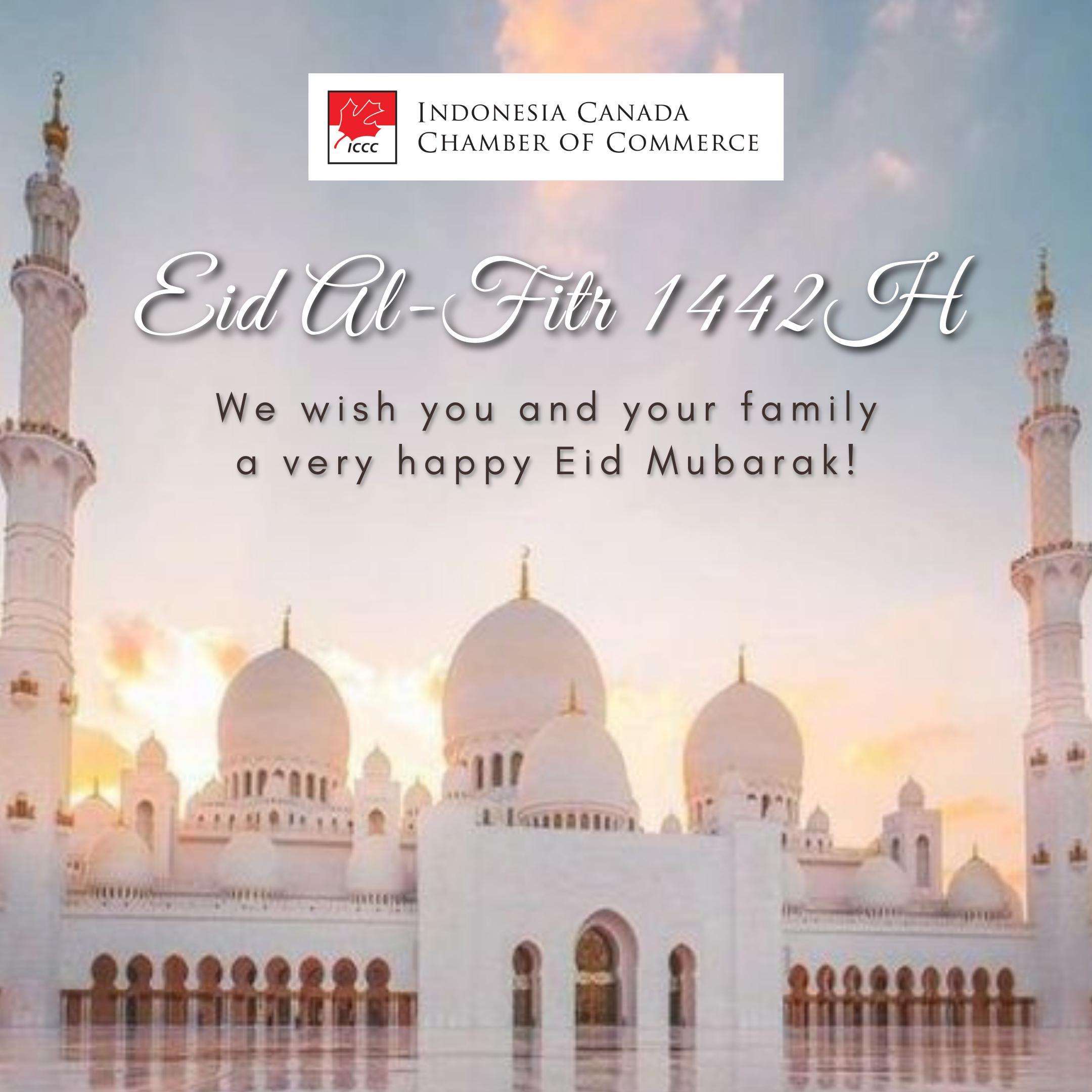 Eid Mubarak ICCC 2021