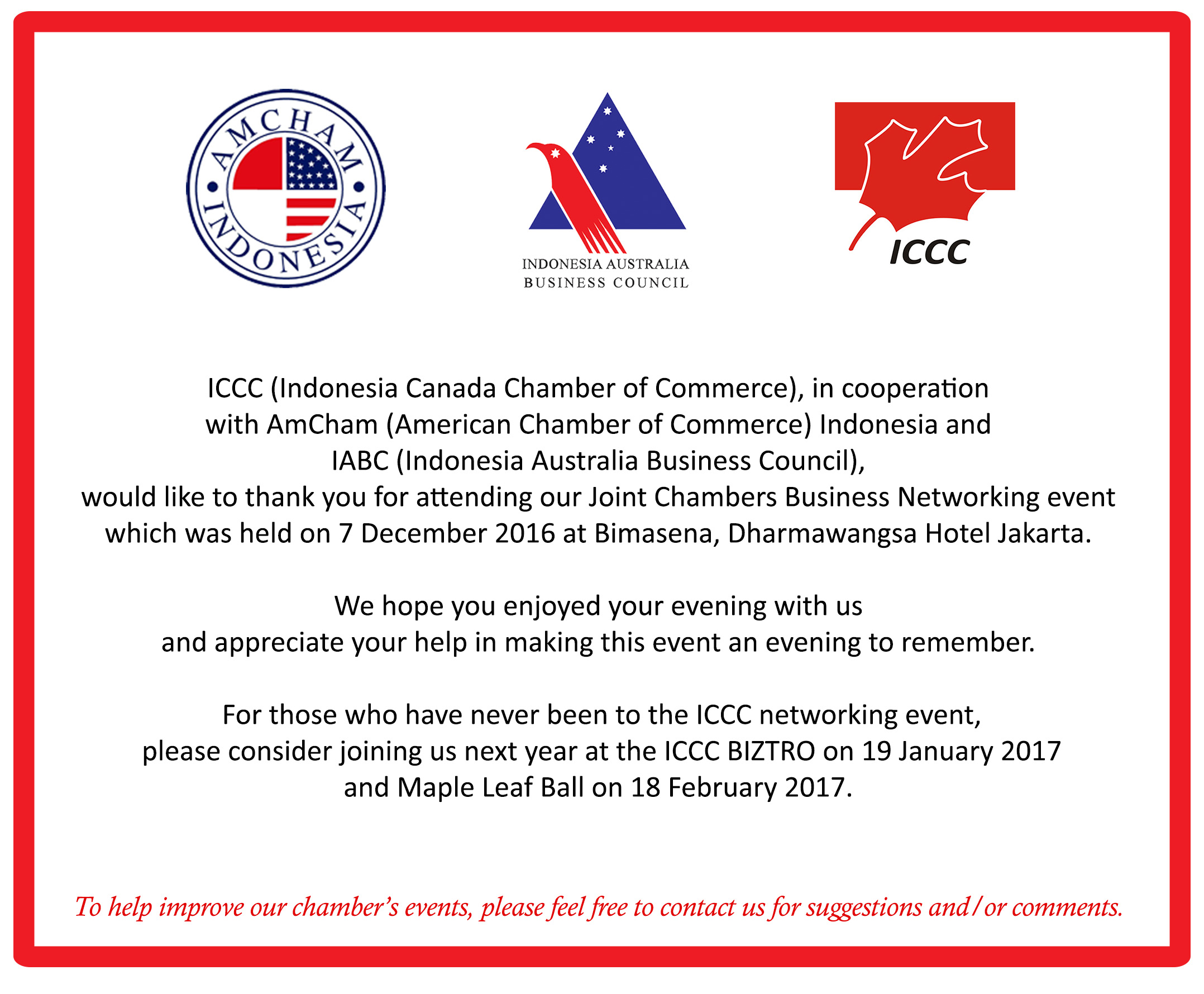Thank you note joint event dec 2016