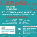 Study fair