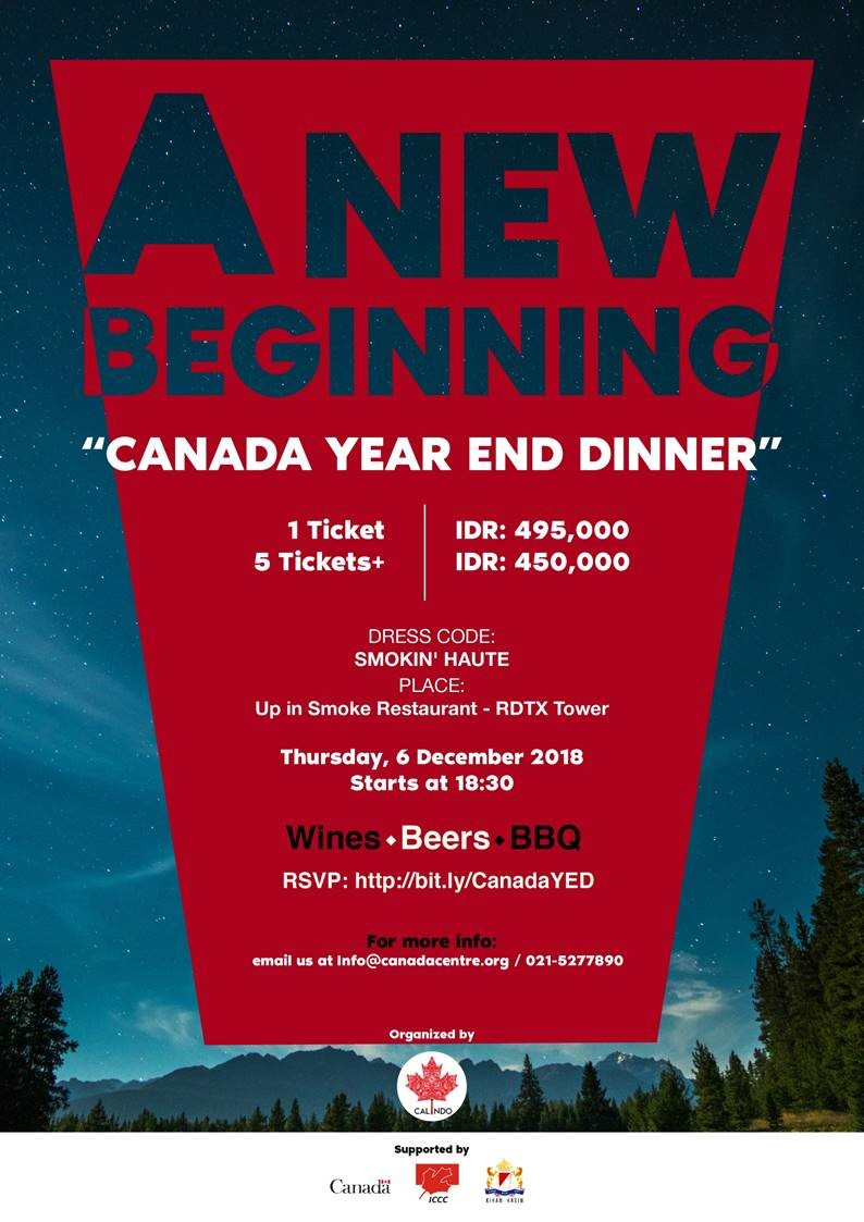 Calindo Year End Dinner 2018