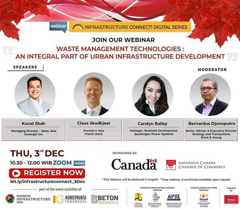 Waste Management Technologies - An Integral Part of Urban Infrastructure Development